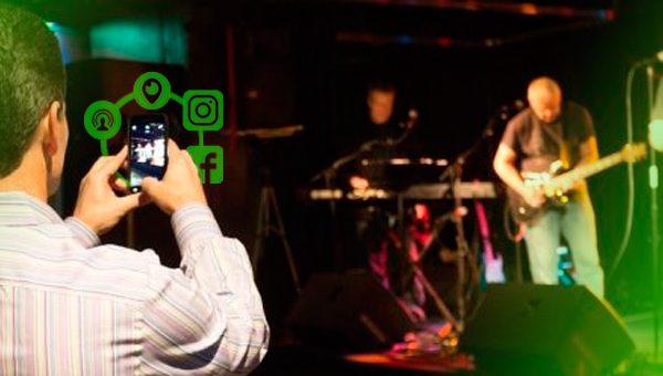 5 consejos para emitir vídeo en directo en redes sociales