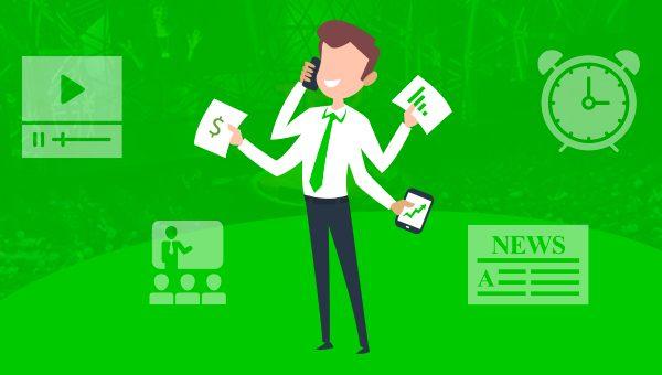 Mejora tus habilidades de comunicador con 3 charlas TED