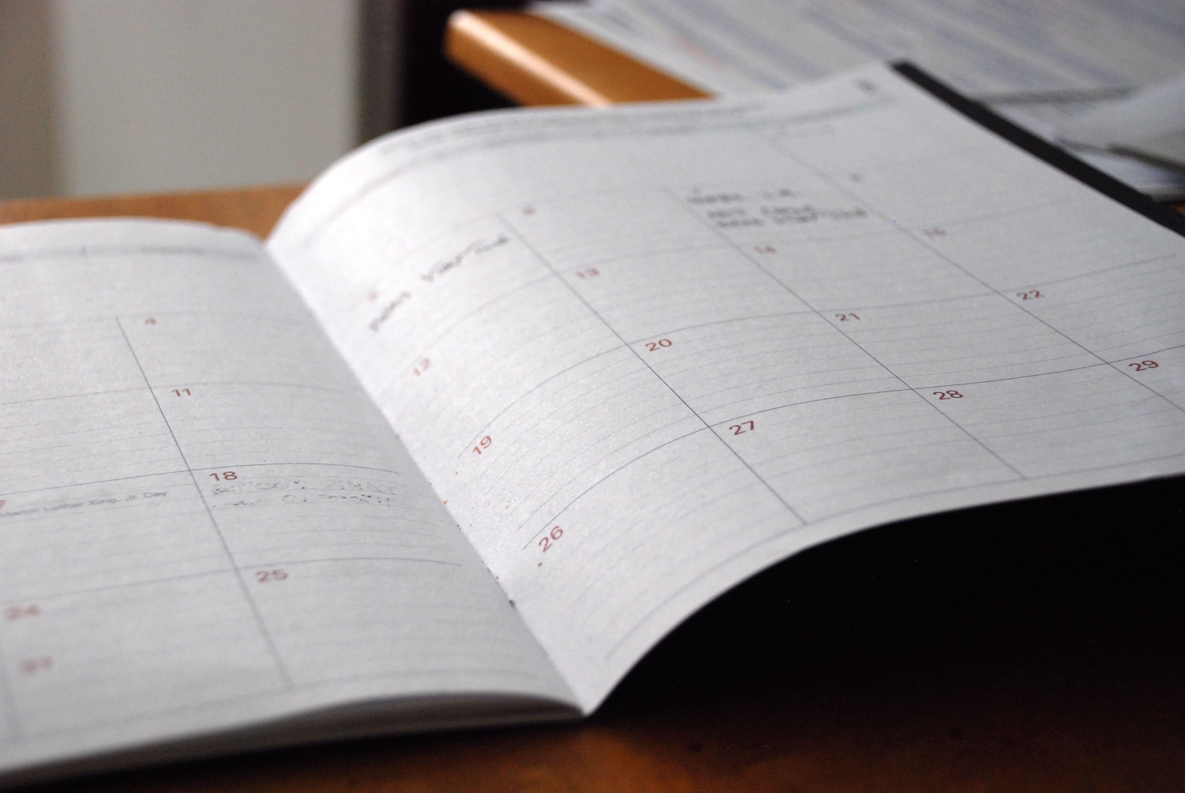 Agosto, oportunidad para una puesta a punto