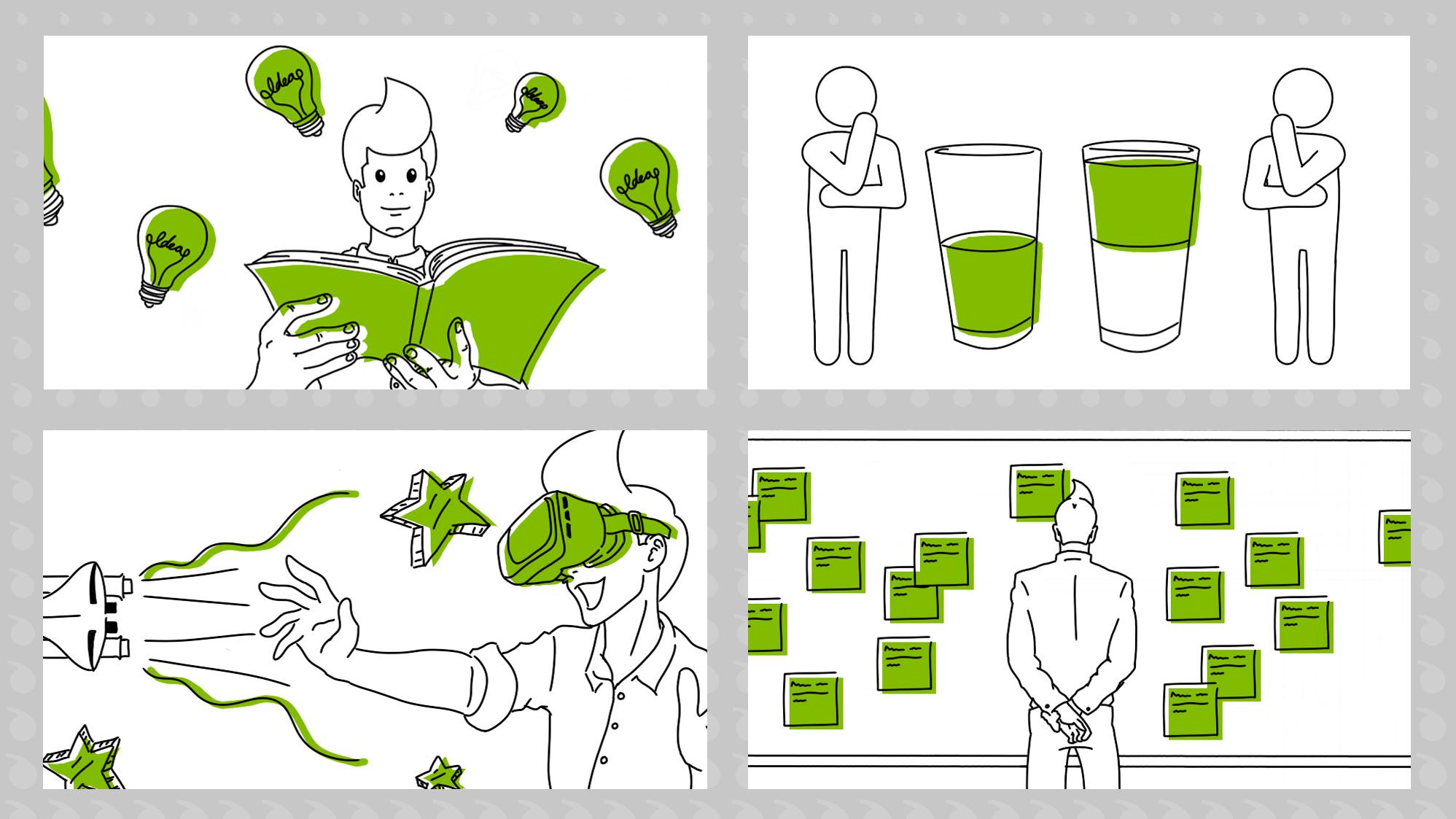 Visual Thinking, el nuevo lenguaje
